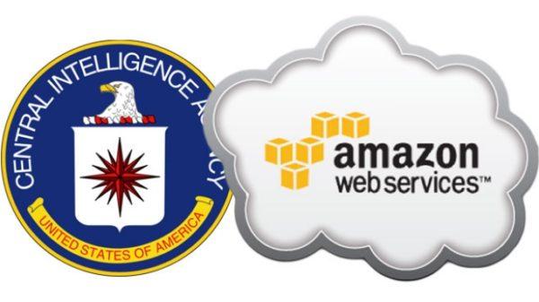 Amazon käivitab CIA jaoks pilveteenuse