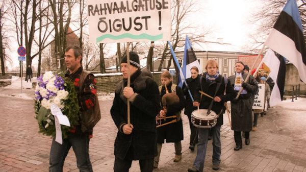 Rahvuslaste Tallinna Klubi nõuab rahvaalgatuse taastamist