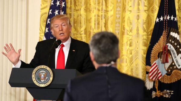 Trump: Meedia eesmärk on meid teineteisest eraldada ja tekitada usaldamatust