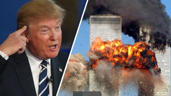 Trump 9/11 rünnakutest: seal polnud ainult lennukid vaid ka pommid