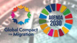 ÜRO rändepakett on osa Agenda 2030-st, millele alla kirjutades loovutab Eesti valitsus meie riigi uue maailmakorra ehitajatele