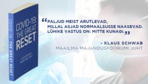 Klaus Schwab koroonakriisist: maailm ei naase enam kunagi normaalsusse