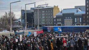 27. novembril toimub Tallinnas Vabaduse väljakul suur koroonameetmete vastane meeleavaldus