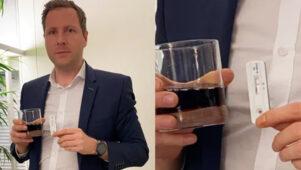 Koroonatestid on kasutud: Austria parlamendisaadik tõestas, et ka Coca-Cola COVID-19 test võib olla positiivne