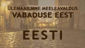 TÄHTIS: 20. märtsil toimub üle-eestiline koroonapiirangute vastane meeleavaldus