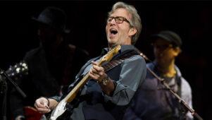 AstraZeneca vaktsiini kõrvaldoimetest taastunud rockilegend Eric Clapton materdab vaktsiiniohutuse propagandat