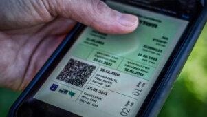 Iisraeli Covidi roheline pass kaotab ilma kolmanda vaktsiinidoosita kehtivuse